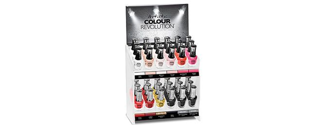 Artistic Colour Revolution Louella Belle
