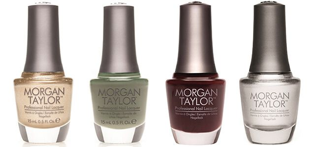 Louella Belle Morgan Taylor Favourite Shades