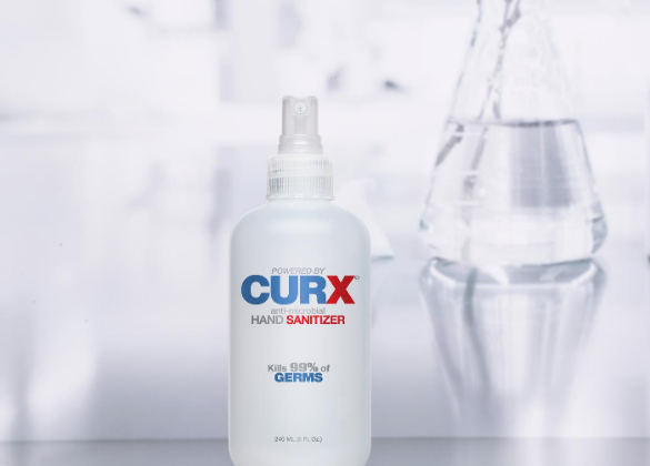 About CurX