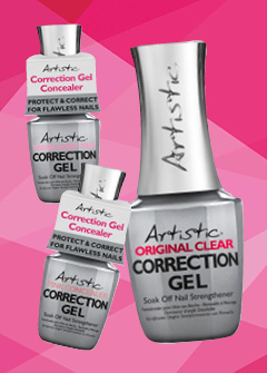 Artistic Correction Gel
