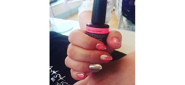 Louella Belle This Month You Recommend Nail Art Manicure July