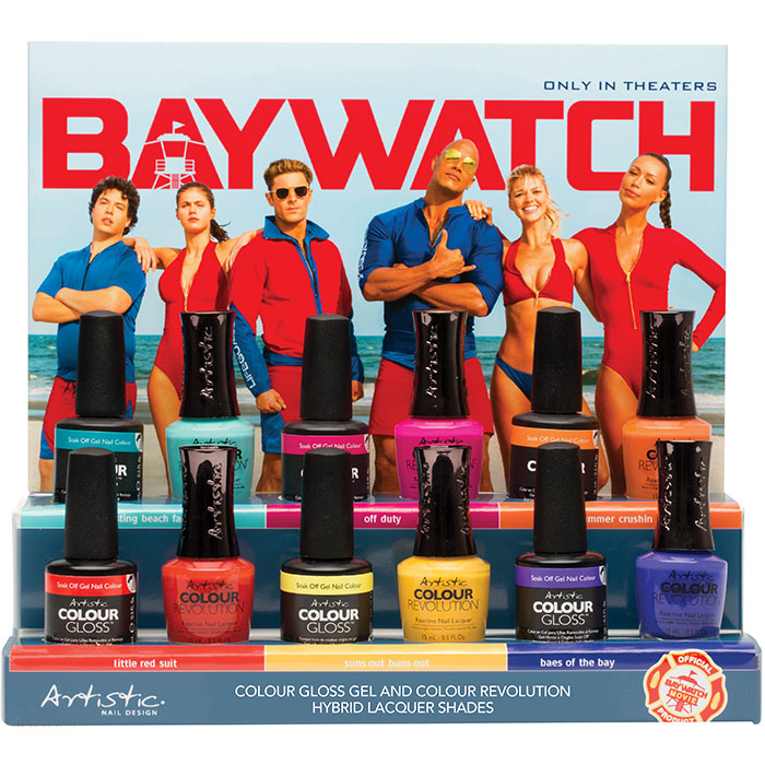 Louella Belle Artistic Baywatch Collection