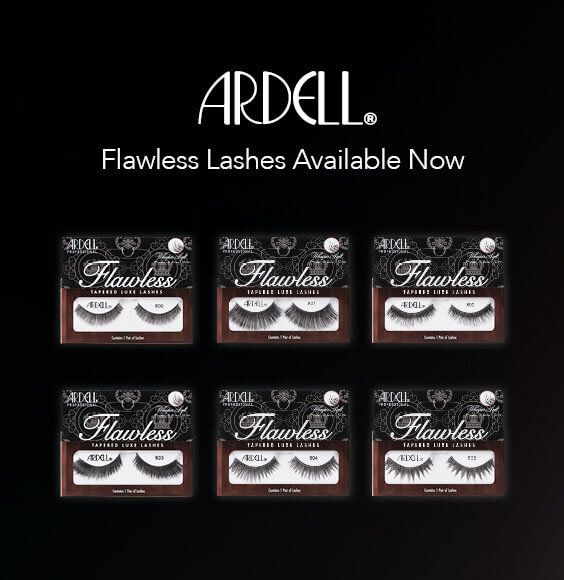 Louella Belle Ardell Flawless Lashes Eyelashes Makeup Beauty Summer