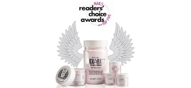 Louella Belle Artistic Nails Magazine Readers Choice Awards