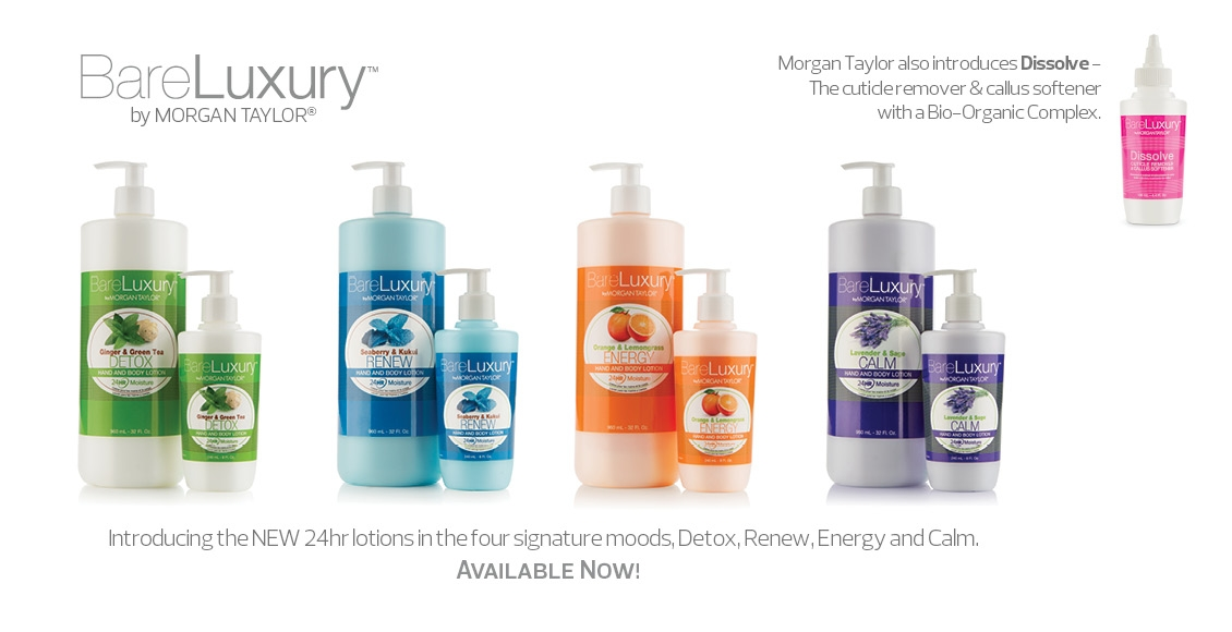 Morgan Taylor Bare Luxury