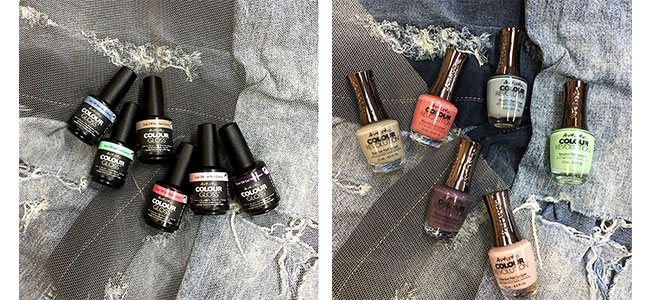 Louella Belle Artistic Spring Urban Distressed Collection