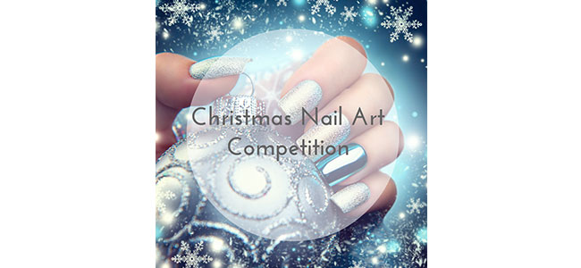 Louella Belle Christmas Nail Art Competition