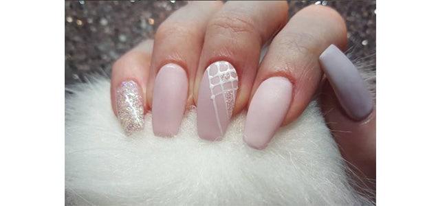 Louella Belle Nail Shapes