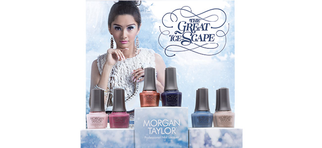 Louella belle Morgan Taylor Winter Collection