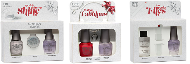 Louella Belle Morgan Taylor Gift Packs