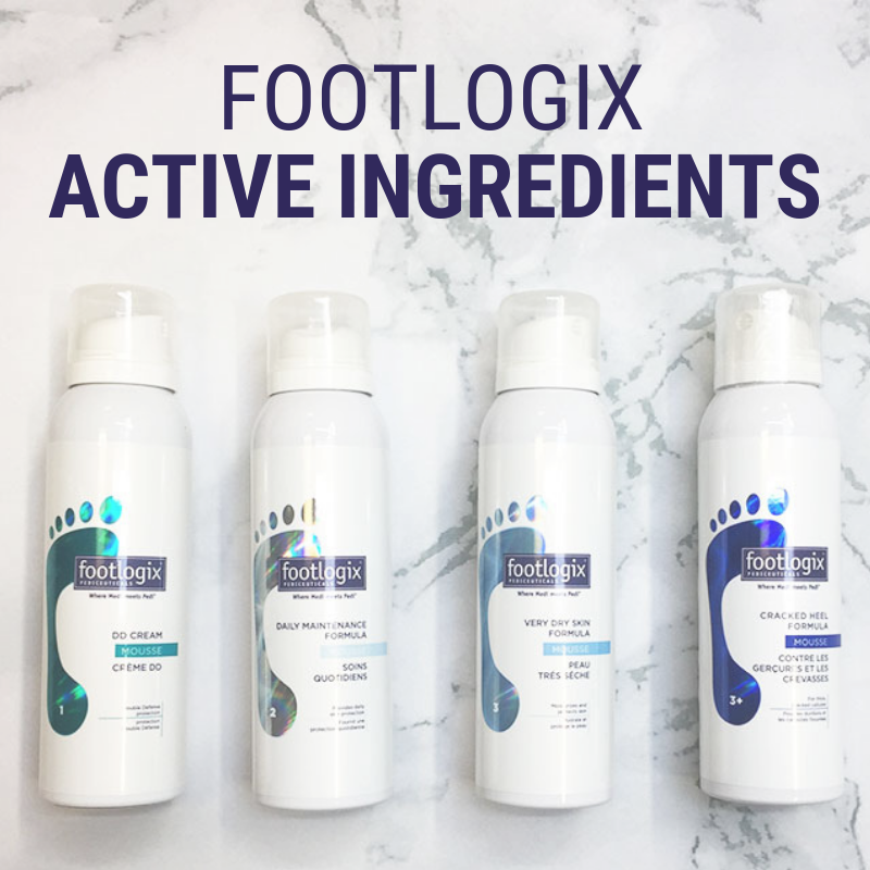 2524798f4ee Footlogix - Active Ingredients With our feet walking around 115,000 miles  in a lifetime, covering 4 times the circumferen.