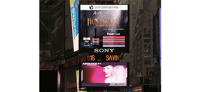 The Huntsman New York Louella Belle