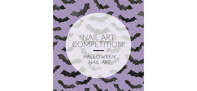 Halloween Nail Art Competition