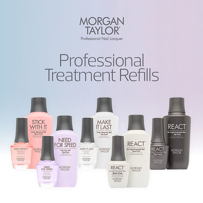 Louella Belle Morgan Taylor Professional Treatment Refills