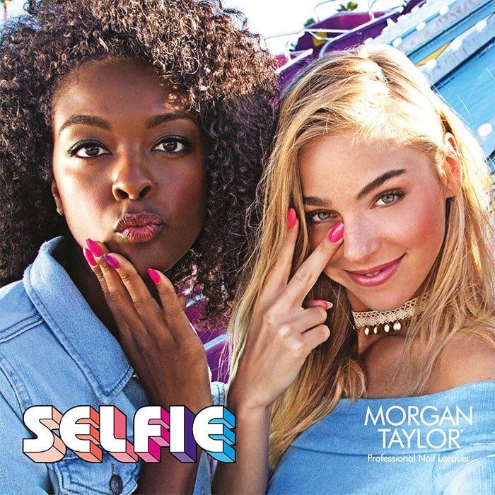 Louella Belle Morgan Taylor Summer Selfie