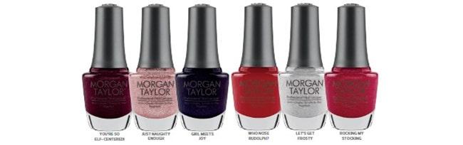 Louella Belle Morgan Taylor Nail Art