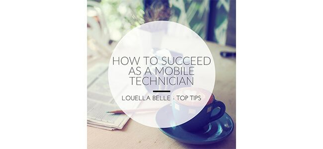 Louella Belle Mobile Technician Success