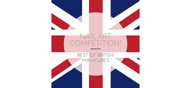 Louella Belle Nail Art Competition Winner July
