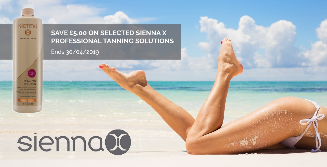Sienna X April Promotion