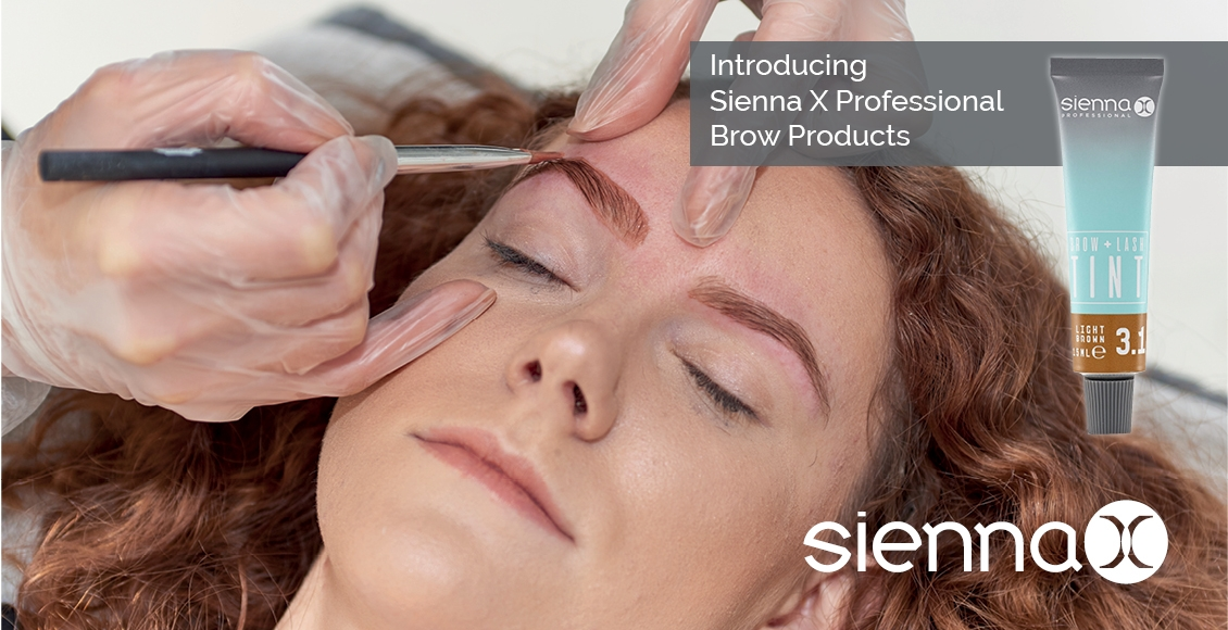 Sienna X Brow Launch