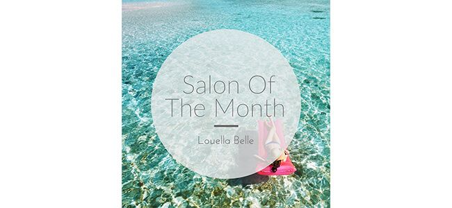Louella Belle Salon Of The Month Competition Nails Win Prizes