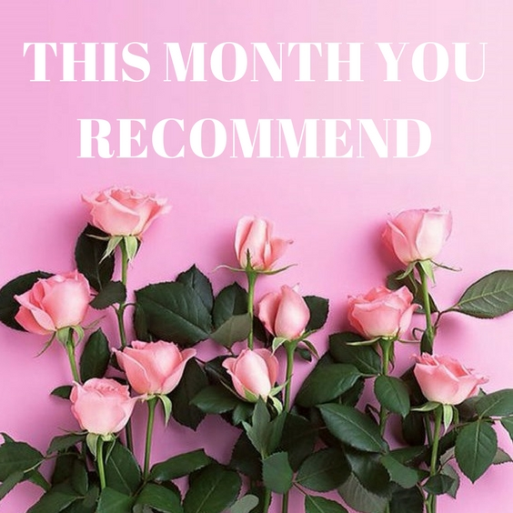 Louella Belle This Month You Recommend March