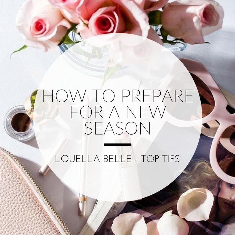 Louella Belle Preparing For A New Season