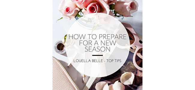 Louella Belle Preparing For A New Season