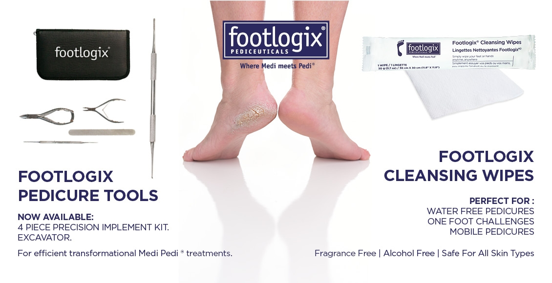 Footlogix Pedicure Essentials