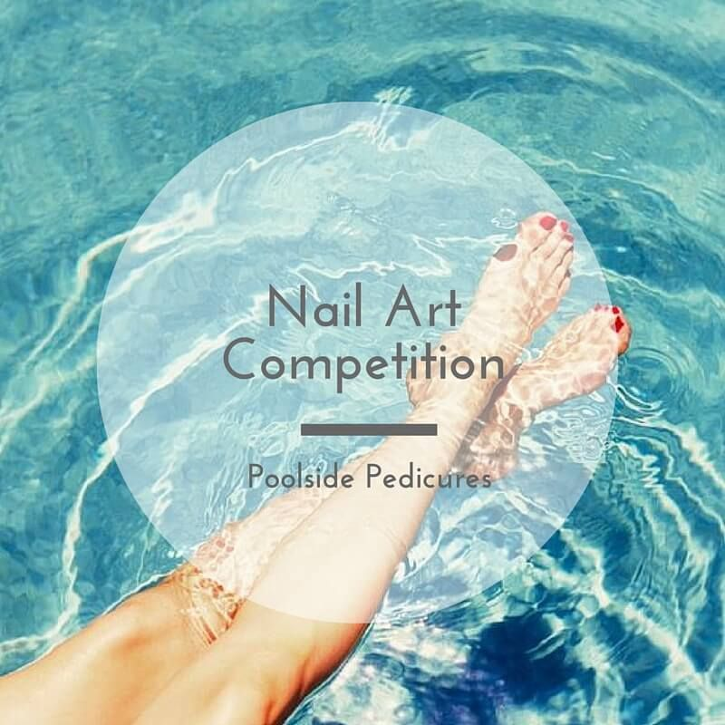 Louella Belle Nail Art Competition