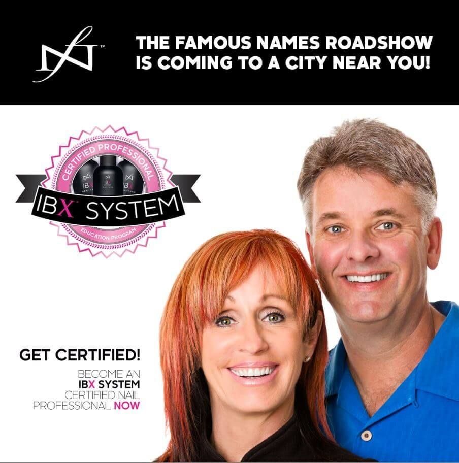 Don't Miss Your Last Chance To Sign Up To The Famous Names Roadshow!