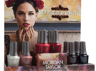 Introducing The New Morgan Taylor Matadora Fall Collection!