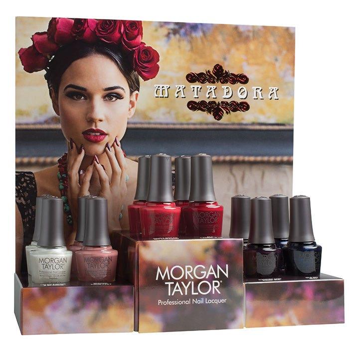 Introducing The New Morgan Taylor Matadora Fall Collection!