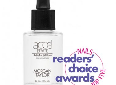 Morgan Taylor, The Award Winning Nail Lacquer Brand.