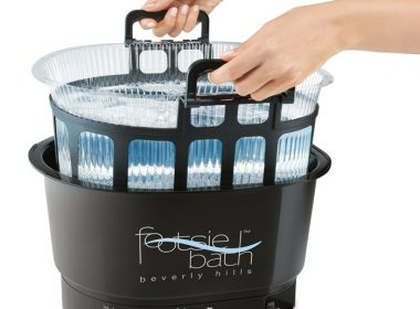 Give Your Clients Luxury Pedicures With Footsie Bath