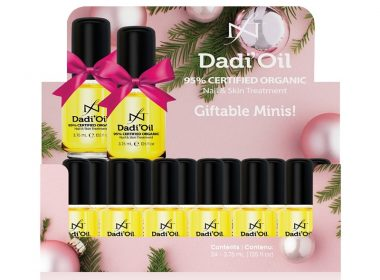New Limited Edition Dadi'Oil Christmas Mini 24 Packs!
