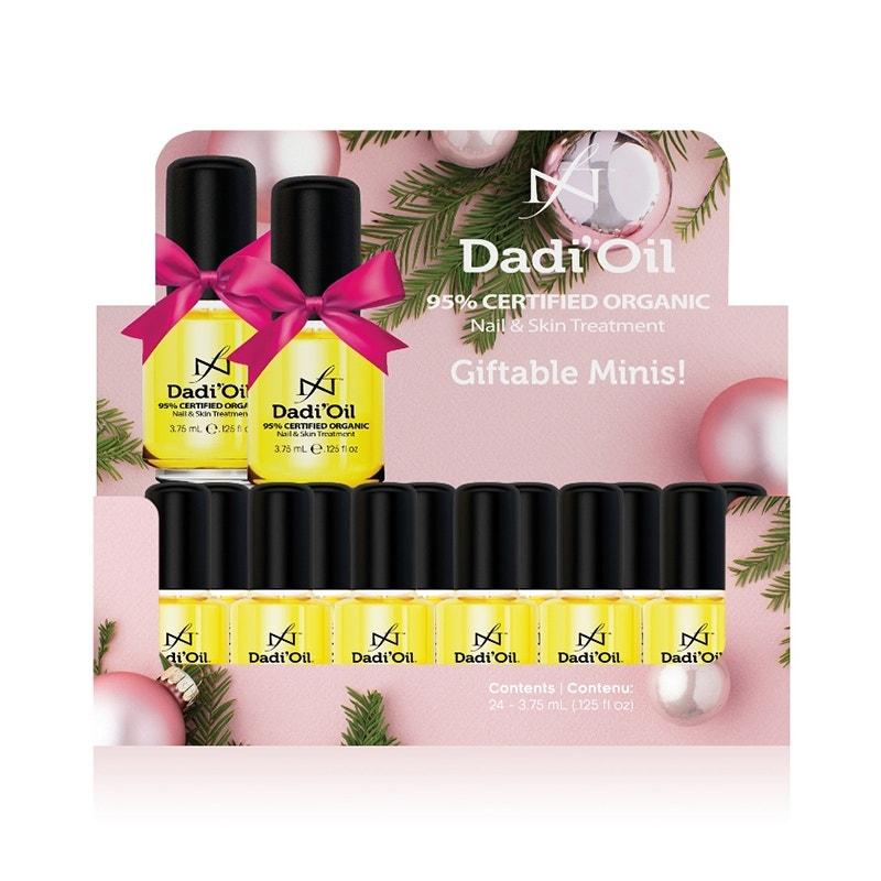 New Limited Edition Dadi'Oil Christmas Mini 24 Packs!