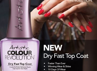 Artistic Colour Revolution Dry Fast Top Coat