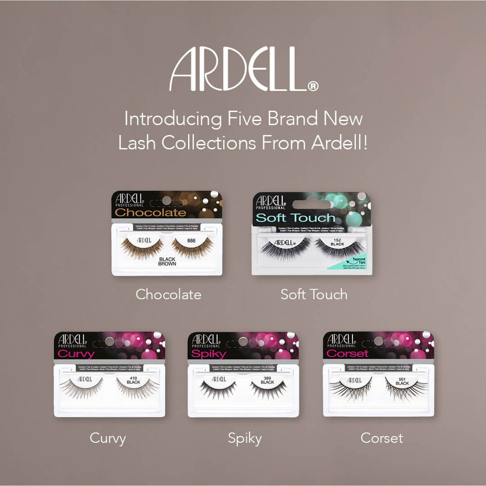 Introducing Five Brand New Lash Collections From Ardell!