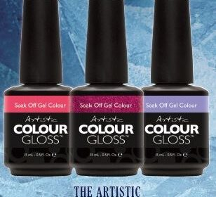Introducing The Huntsman Spring Collection From Artistic Nail Design!