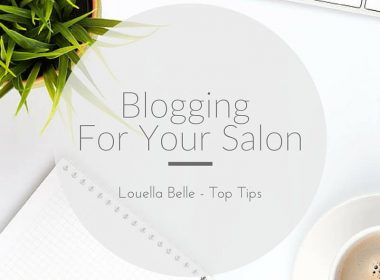 Blogging For Your Salon