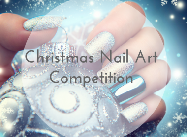 Enter Our Christmas Nail Art Competition Here!