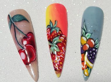 Get Fruity With Nail Art This Summer