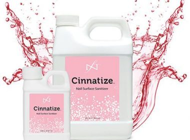Introducing The Brand New Cinnatize Nail Cleanser!