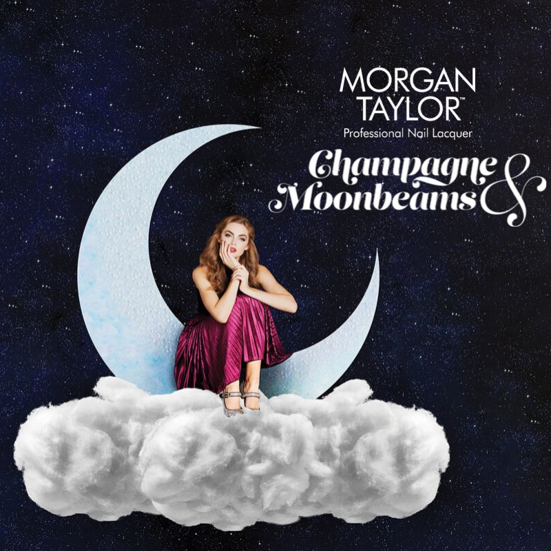Introducing Champagne & Moonbeams Collection By Morgan Taylor