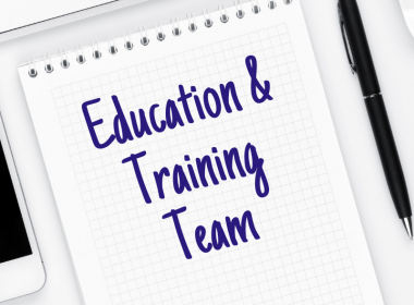 Did You Know We Have An Education & Training Team?