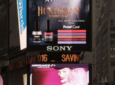 The Huntsman Collection Goes To NYC!