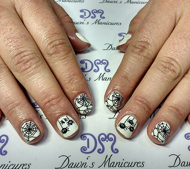 Halloween Nail Art Competition Winner Announced!