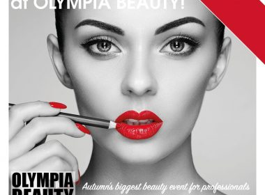 We're Exhibiting At Olympia Beauty!