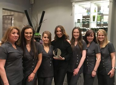 Lido's Spa Win At The Professional Beauty Awards!